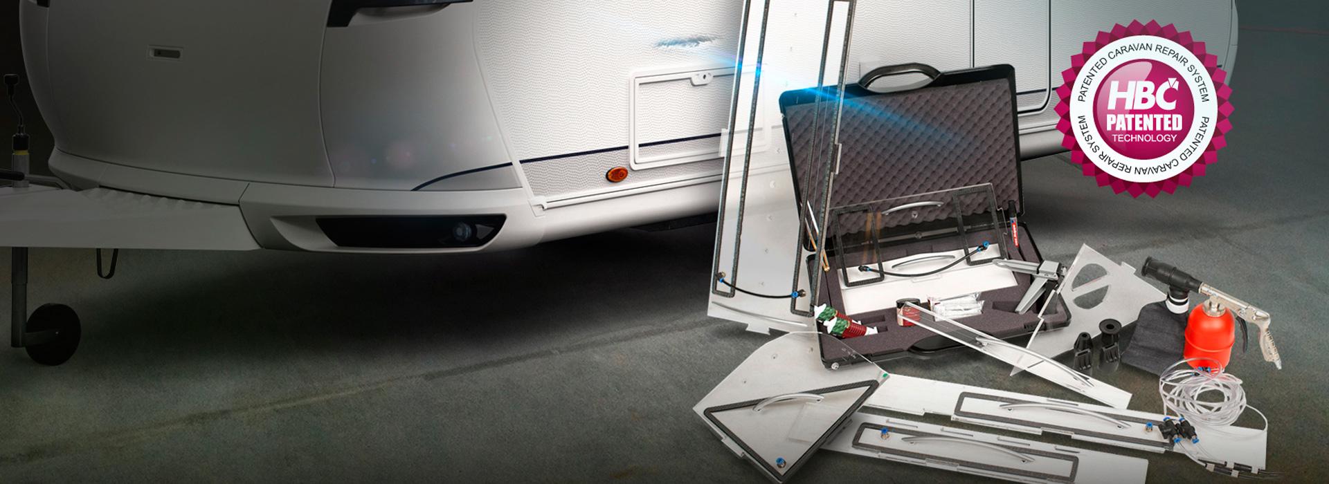 Einstiegskurs -Profi Caravan Reparatur